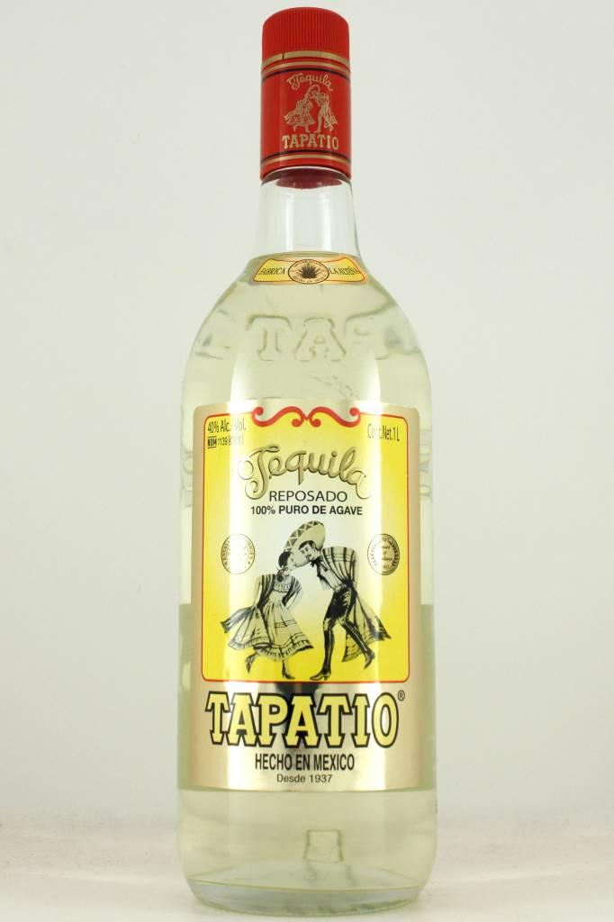 Tapatio Reposado Tequilla - 1 Ltr