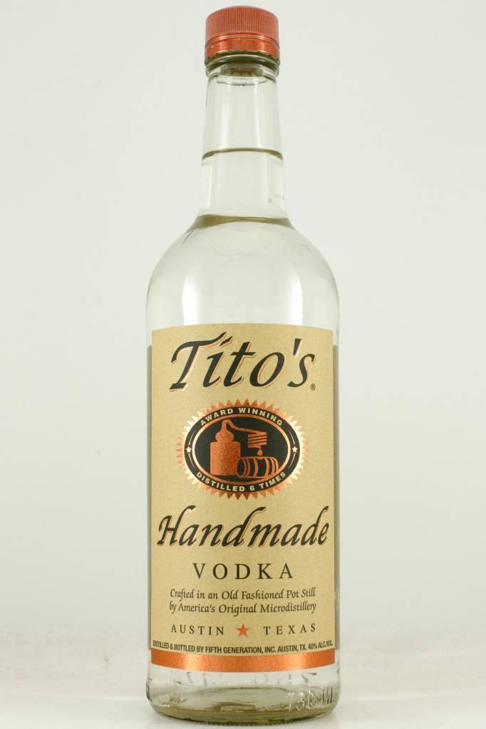 Tito's Handmade Vodka, Austin, Texas