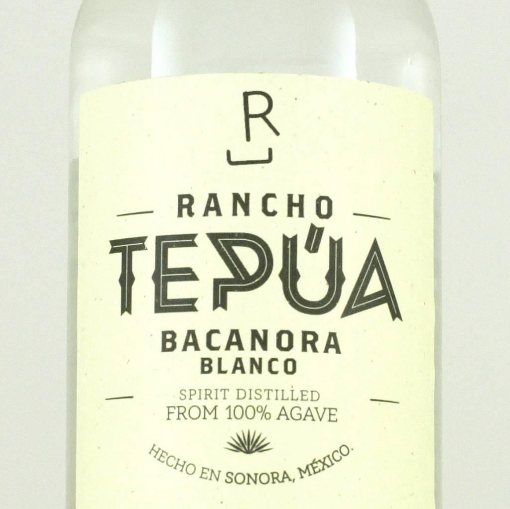 Rancho Tepua Bacanora Blanco