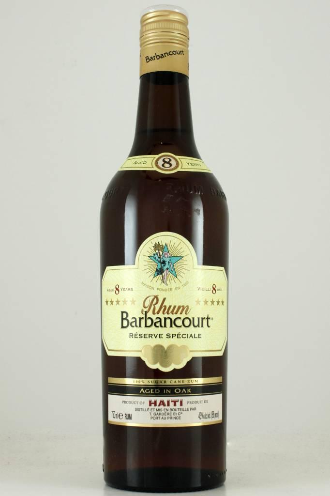 Rhum Barbancourt 8 Year Reserve Speciale, Haiti