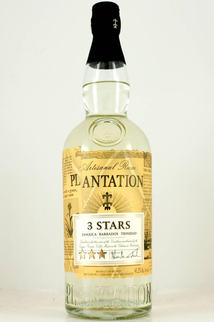 Plantation Artisanal Rum 3 Stars, Jamaica-Barbados-Trinidad