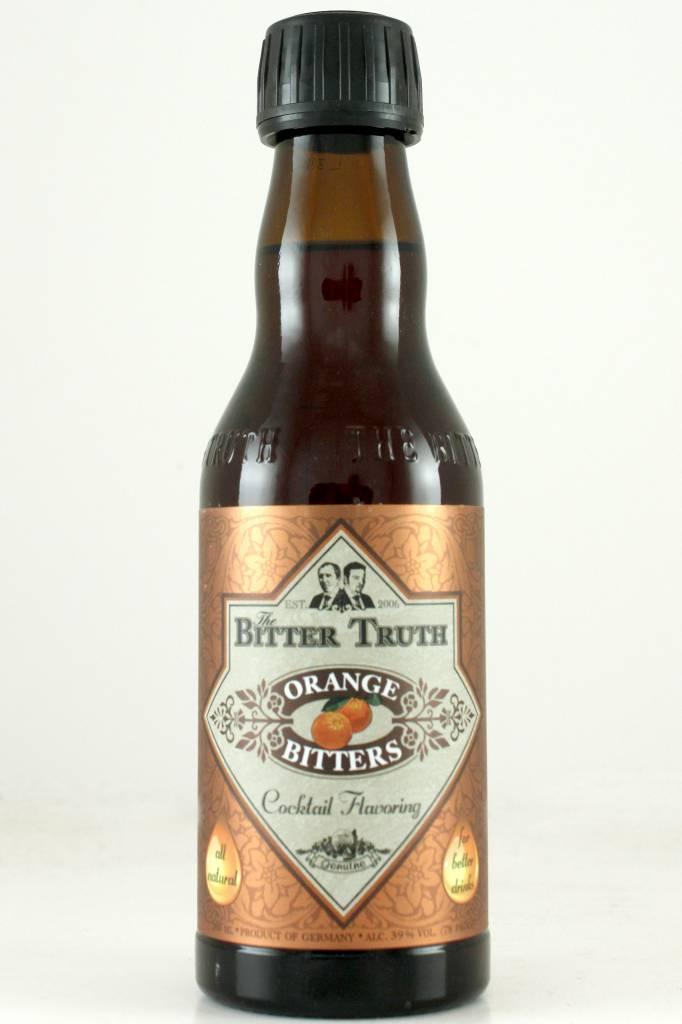 The Bitter Truth Orange Bitters 200ml