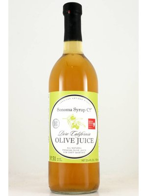 Sonoma Syrup Co. Olive Juice 750 ml
