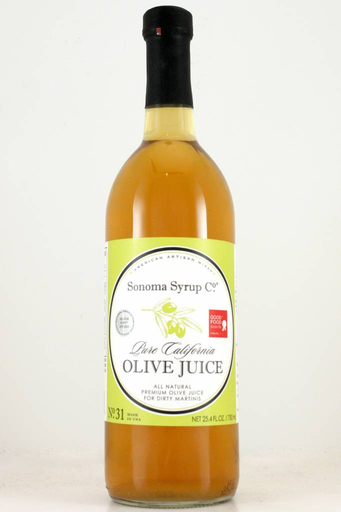 Sonoma Syrup Co. Olive Juice 750 ml