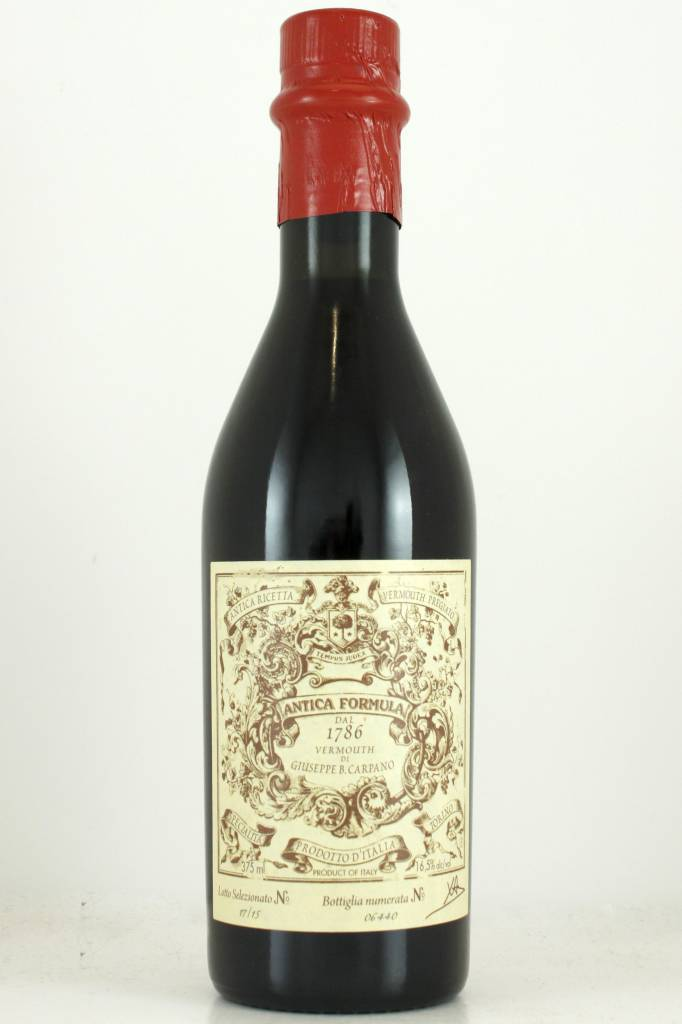 Giusepe Carpano Antica Formula - Half Bottle