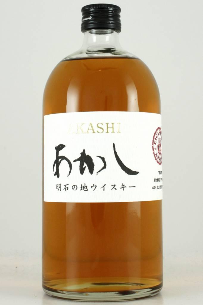 Akashi White Oak Grain Malt Whisky, Japan