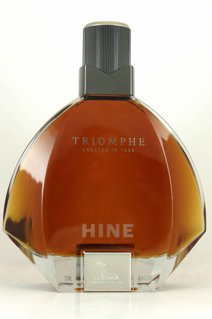 Hine Cognac Triomphe Decanter Grande Champagne, Cognac