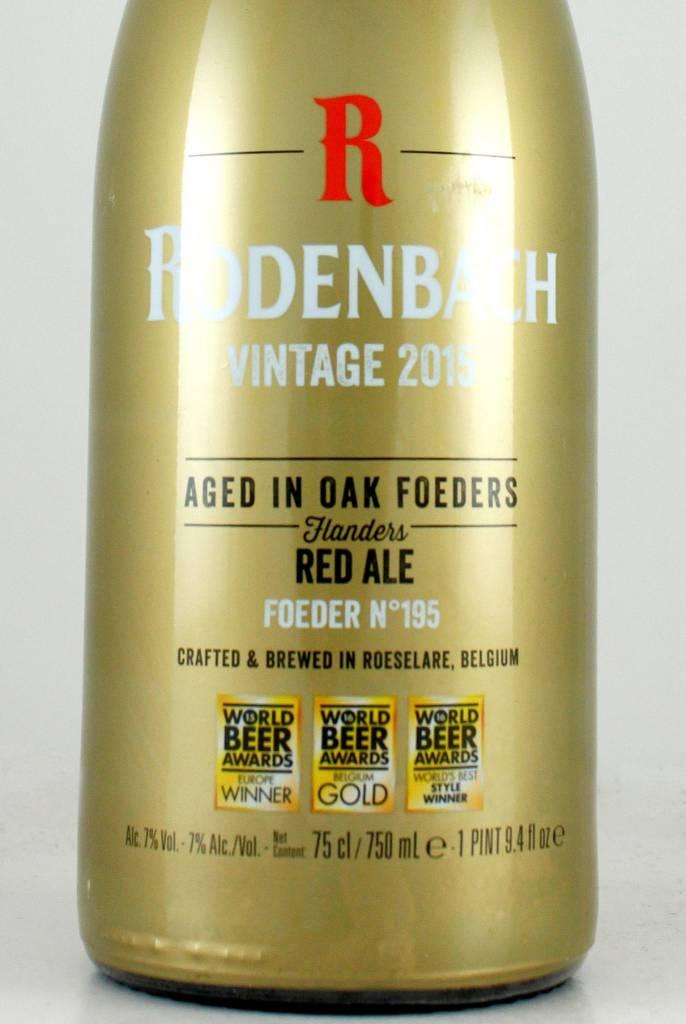 Rodenbach 2015 Vintage Sour