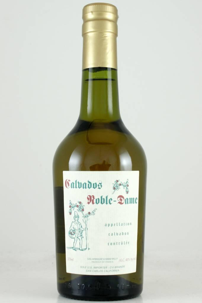 Noble-Dame Calvados - Half Bottle