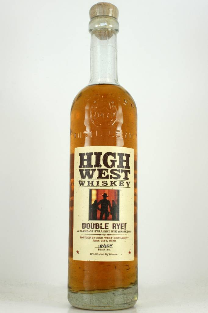 High West Whiskey Double Rye!, Park City, Utah
