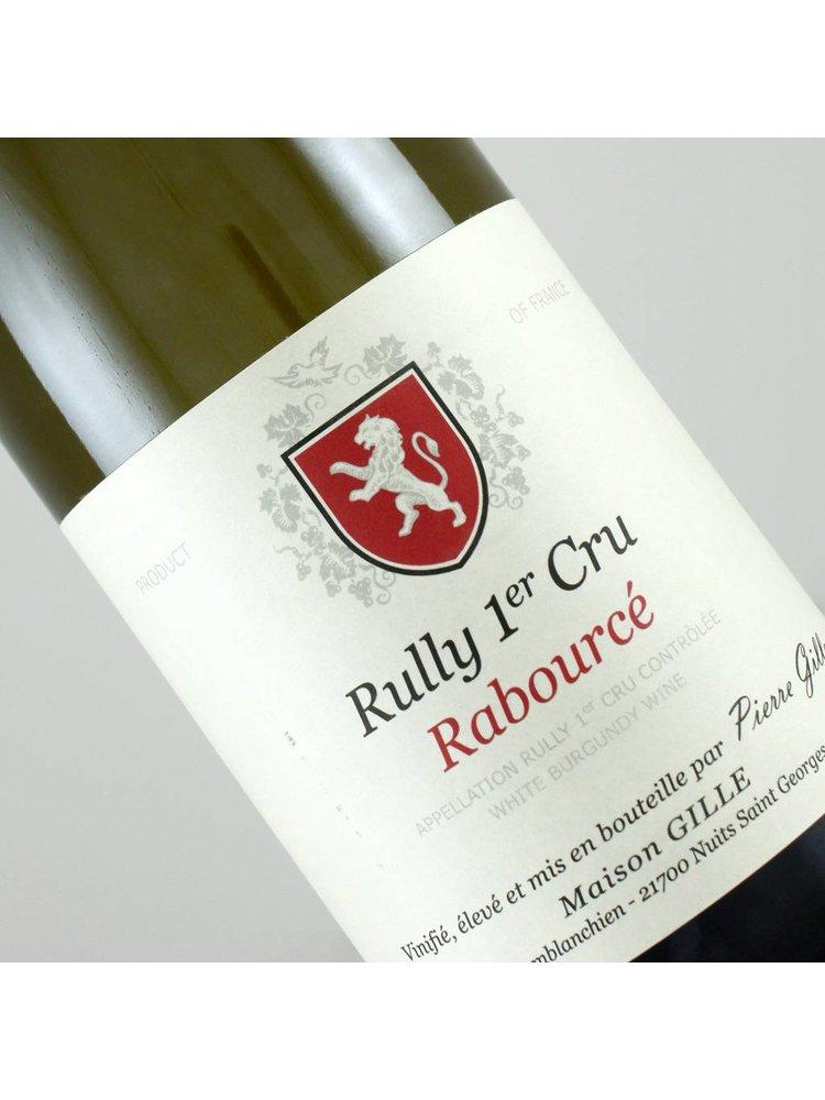 Gille 2015 Rully Premier Cru Rabource, Burgundy