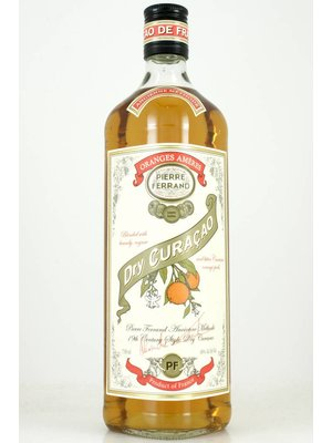 Pierre Ferrand Dry Curacao Orange Liqueur