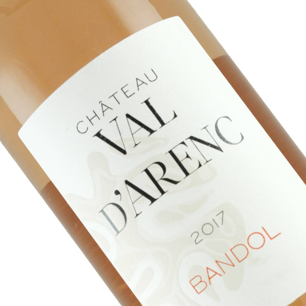 Chateau Val D'Arenc 2017 Bandol Rose, Provence, France