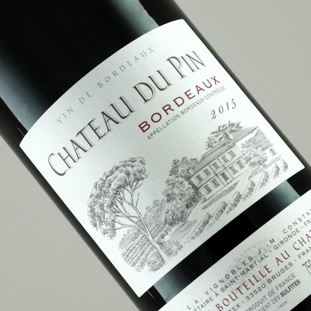 Chateau du Pin 2015 Bordeaux