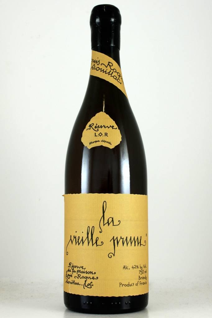"""Louis Roque """"La Vieille Prune"""" Gascony Plum Brandy"""
