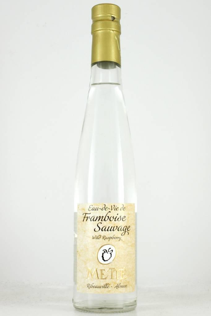 Mette Framboise Sauvage Eau-de-Vie de, Ribeauville, Alsace - Half Bottle