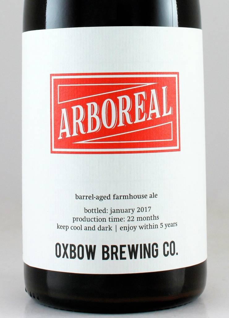 "Oxbow ""Arboreal"" Farmhouse Ale"