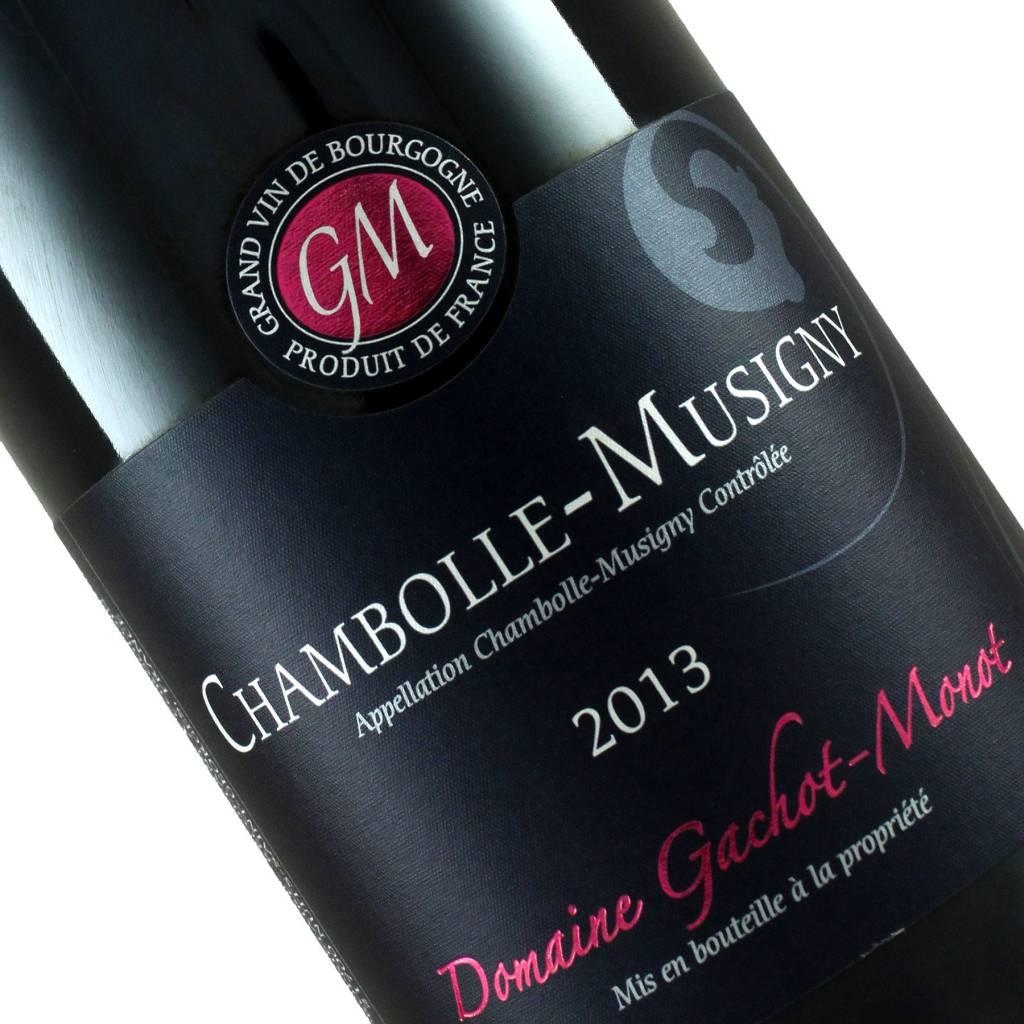 Domaine Gachot-Monot 2013 Chambolle-Musigny, Burgundy