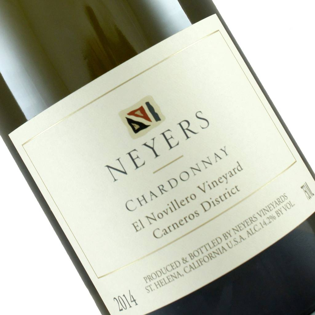 Neyers 2014 Chardonnay El Novillero Vineyard, Carneros District
