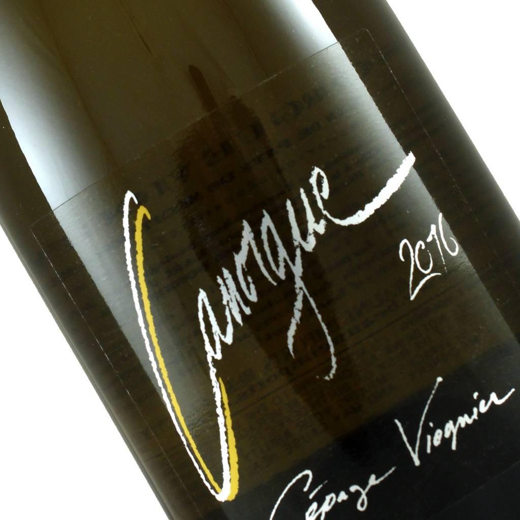 Canorgue 2016 Vin de Pays Cepage Viognier, Rhone