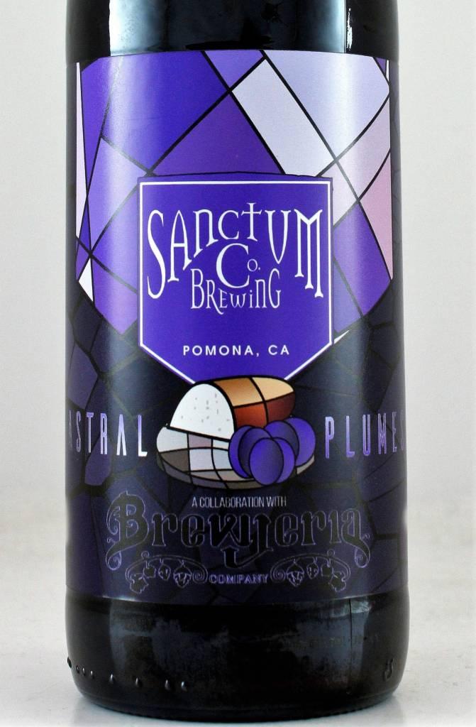 """Sanctum Brewing """"Astral Plumes"""" Quad"""