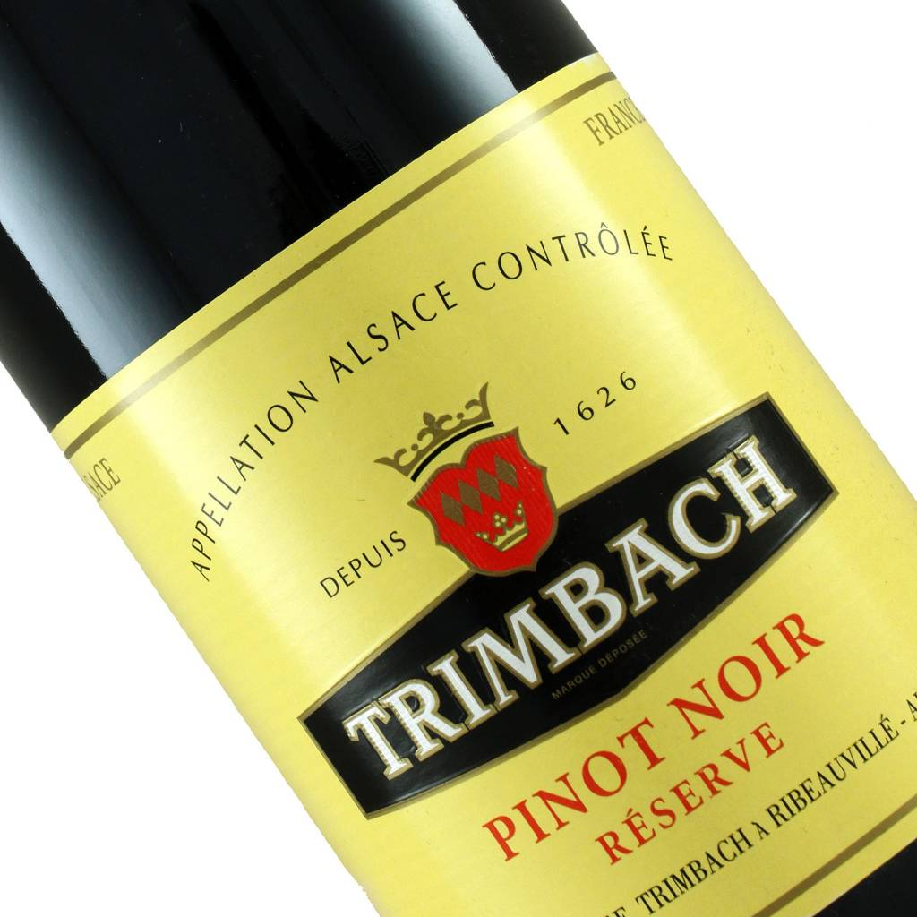 Trimbach 2010 Pinot Noir Reserve, Alsace