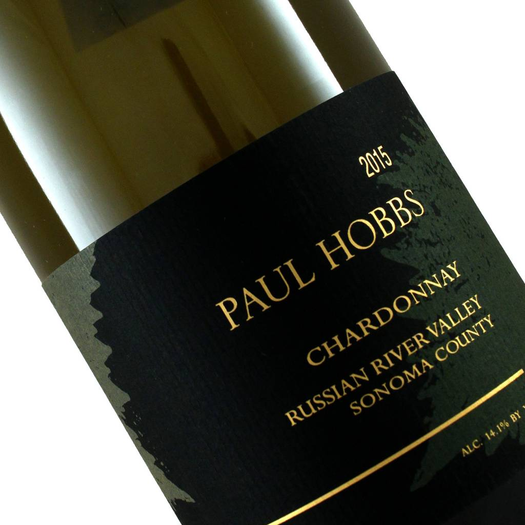 Paul Hobbs 2015 Chardonnay Russian River Valley Sonoma County