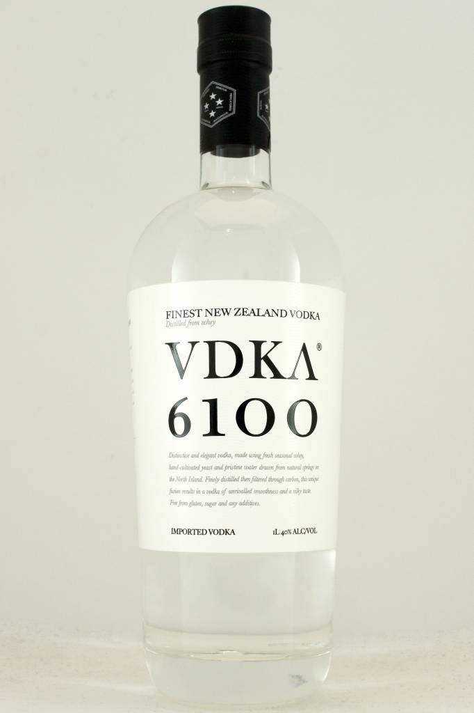 VDKA 6100 Vodka New Zealand