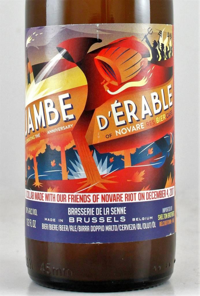 De La Senne Jambe D'Erable