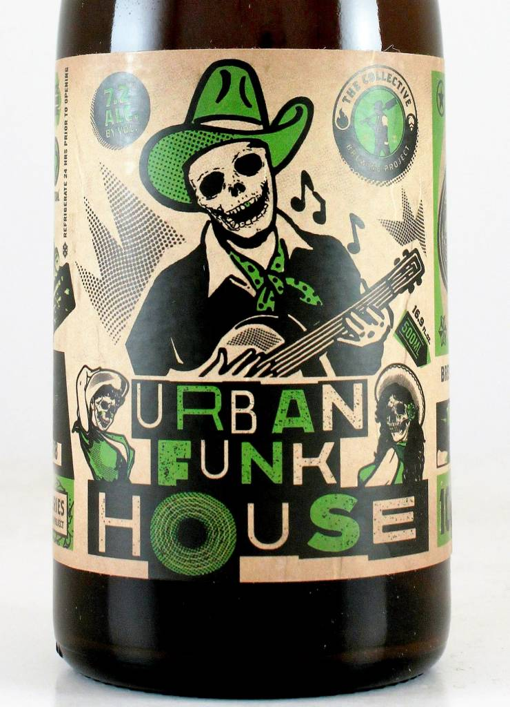"Collective Brewing Project ""Urban Funkhouse"" Saison"