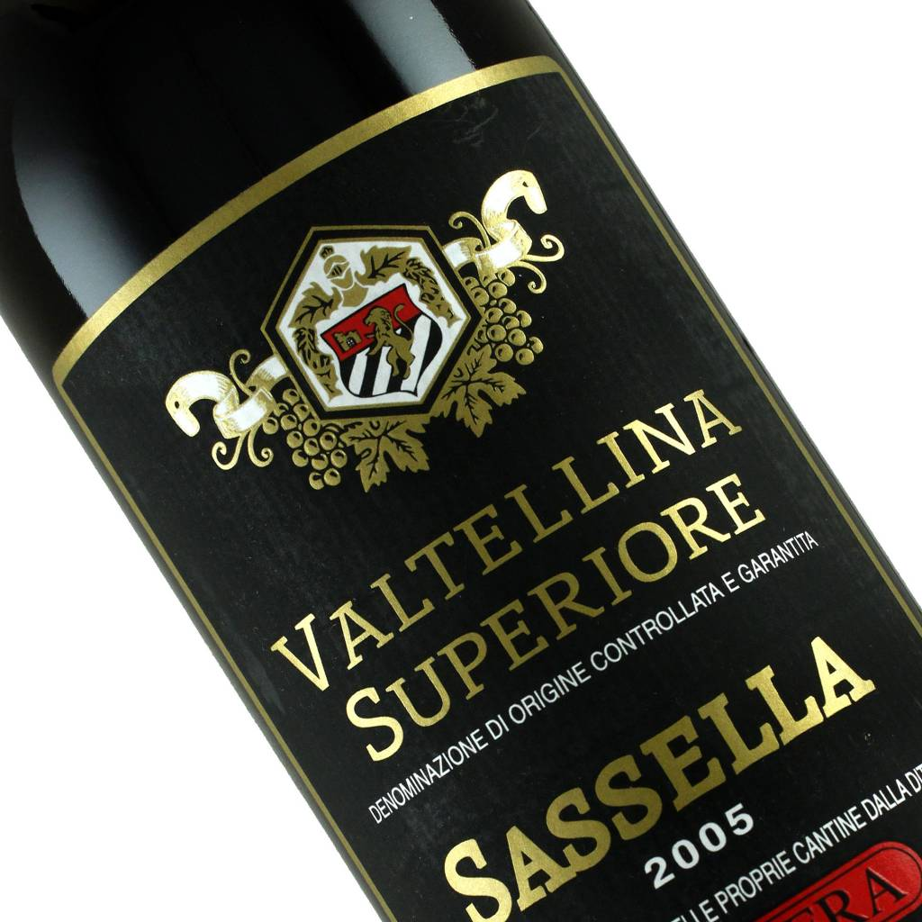Balgera 2005 Sassella Valtellina Superiore, Lombardy
