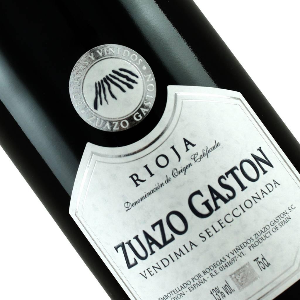 Zuazo Gaston 2015 Rioja Vendimia Seleccionada, Spain