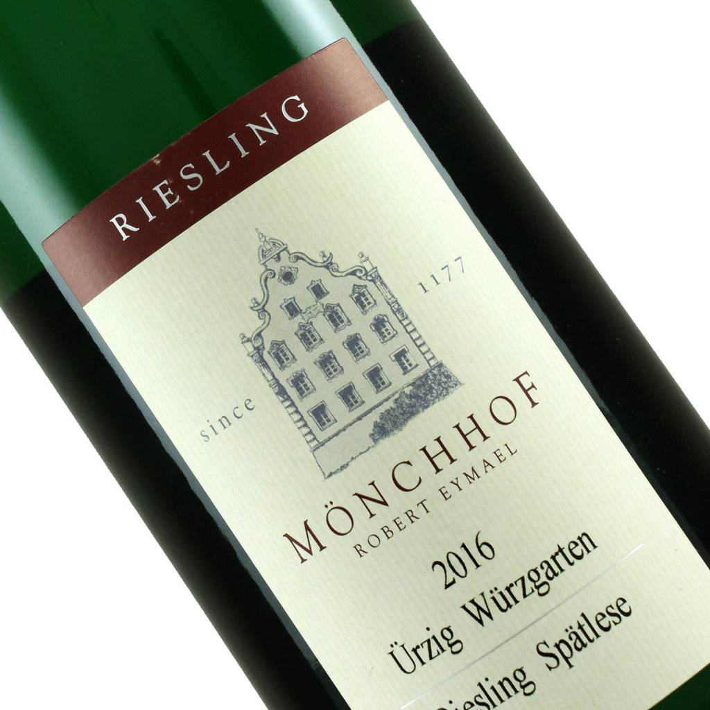 Monchhof 2016 Riesling Spatlese Urziger Wurzgarten, Mosel