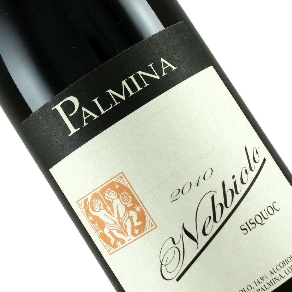 Palmina 2010 Nebbiolo Sisquoc Vineyard, Santa Maria Valley