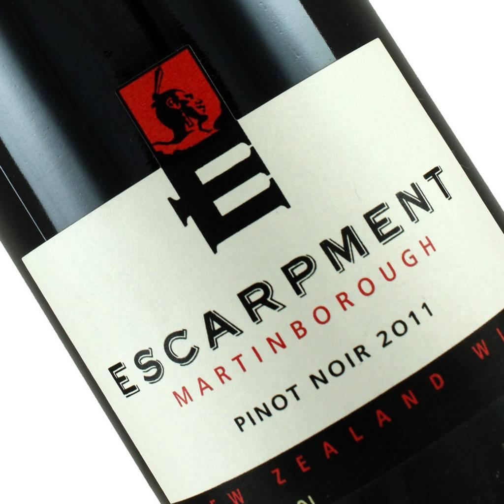 Escarpment 2011 Pinot Noir, Martinborough, New Zealand
