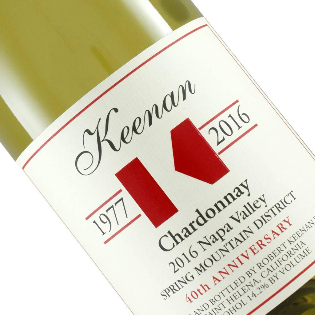 Keenan 2017 Chardonnay, Spring Mountain District, Napa Valley