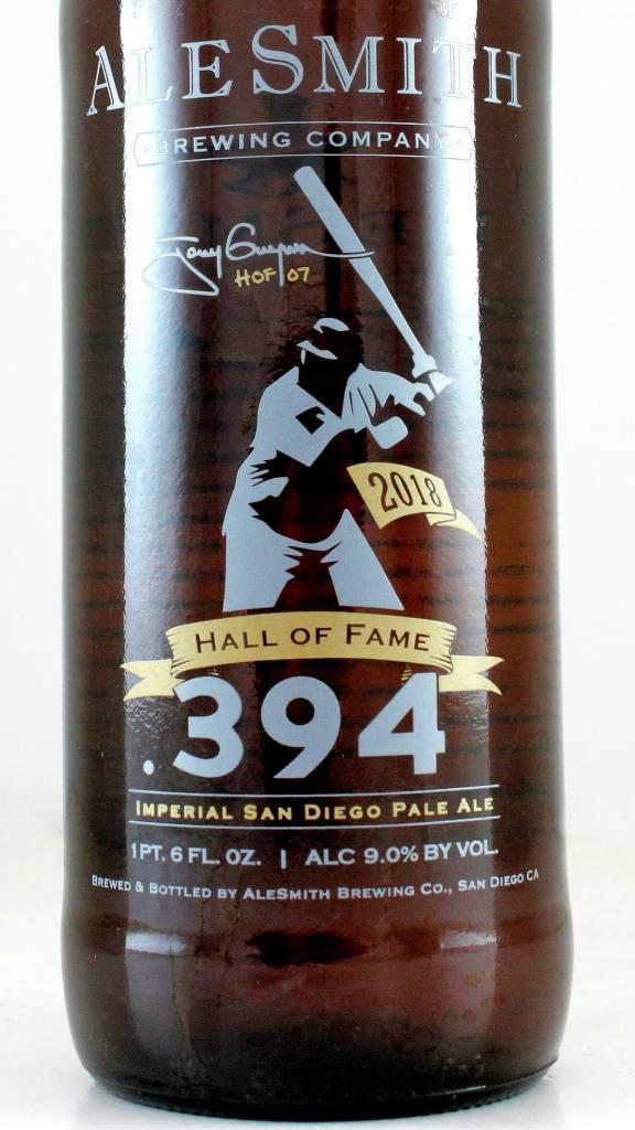 AleSmith Brewing .394 Imperial San Diego Pale Ale 22oz