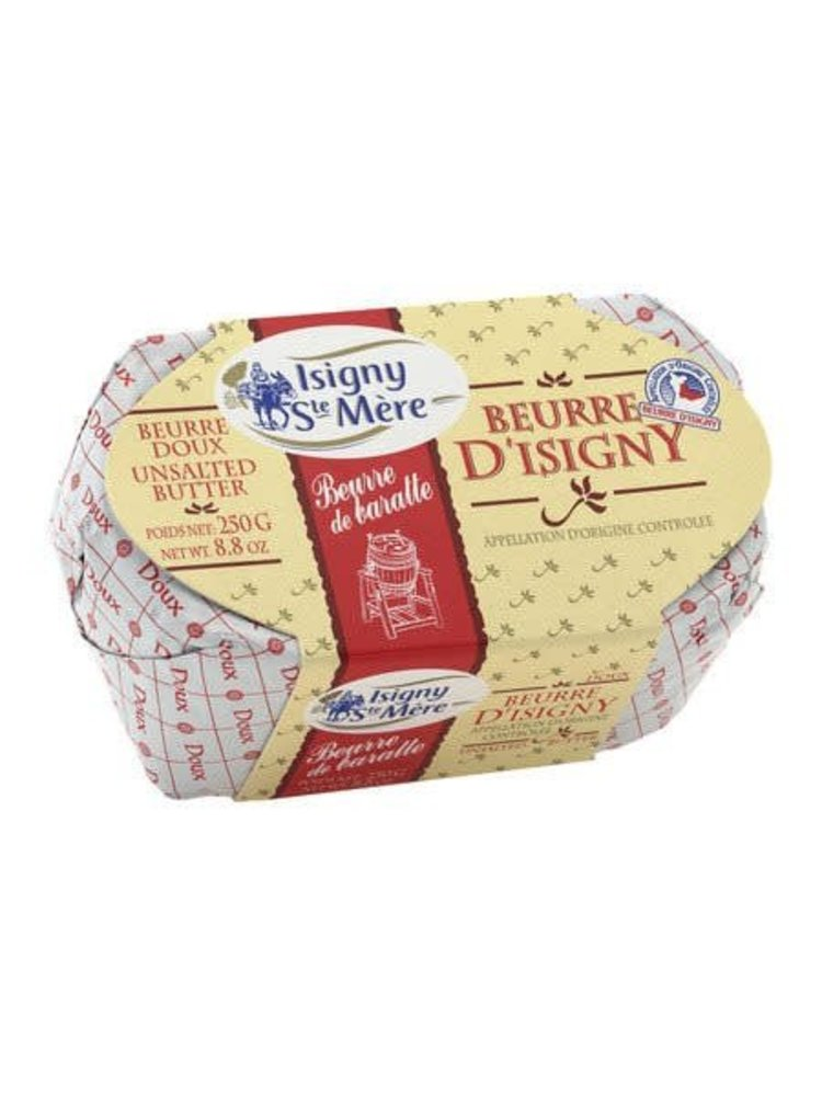 Isigny Ste. Mere Beurre D'isigny Unsalted Butter, Normandy, France