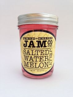 Friend In Cheeses Jam Co. Salted Watermelon Jelly