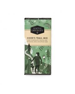 Seattle Chocolate Hiker's Trail Mix Dark Chocolate Truffle Bar