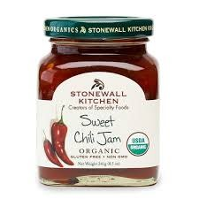 Stonewall Kitchen Sweet Chili Organic Jam