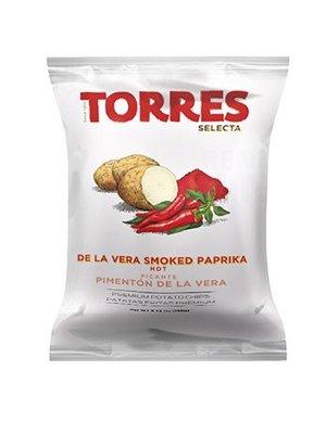 Torres De La Vera Smoked Paprika Potato Chips