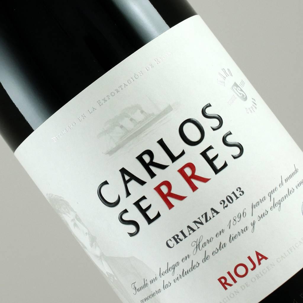 Carlos Serres 2013 Crianza Rioja, Spain