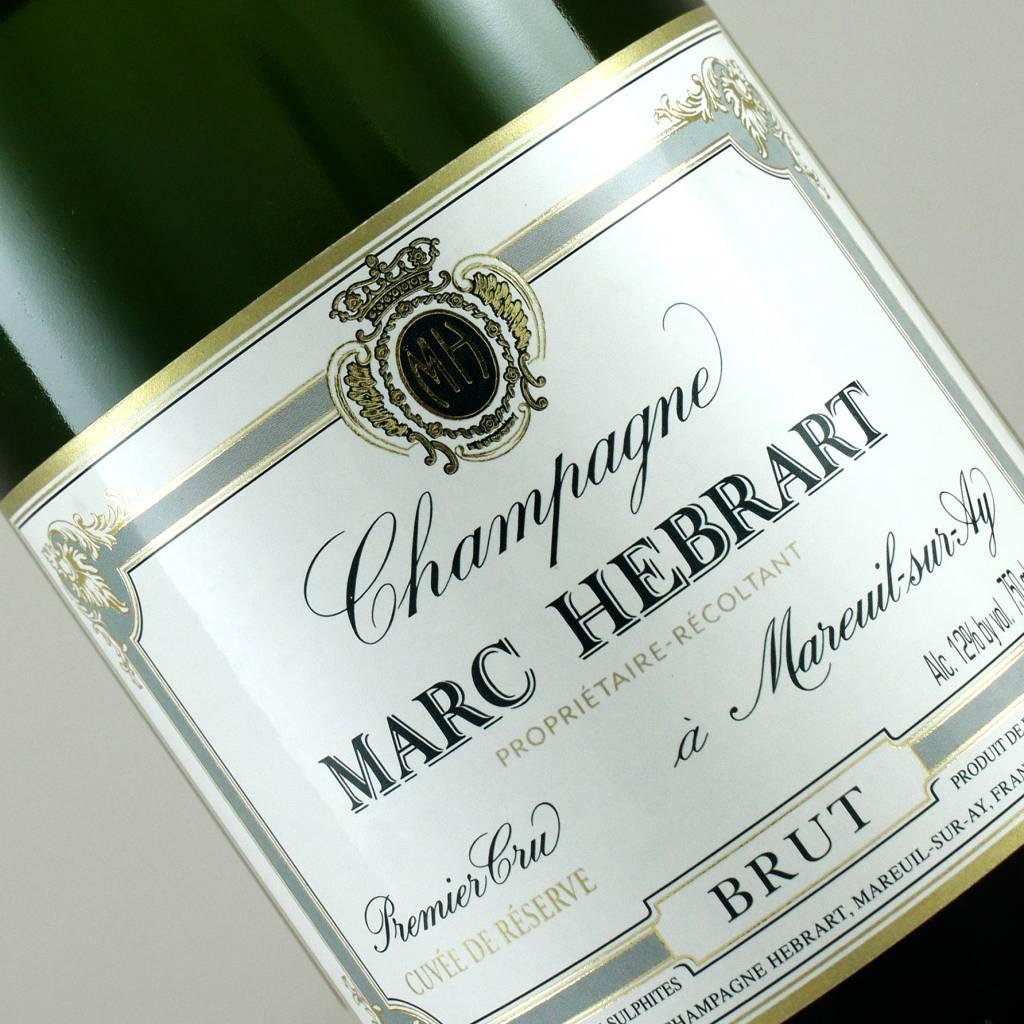 Marc Hebrart N.V. Cuvee Reserve, Champagne, Mareuil-sur-Ay