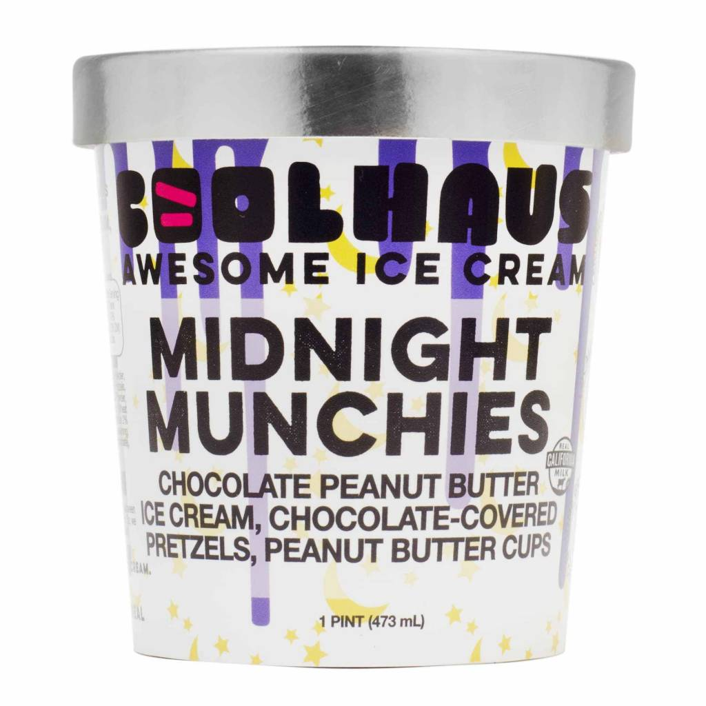 Coolhaus Midnight Munchies Awesome Ice Cream, Los Angeles