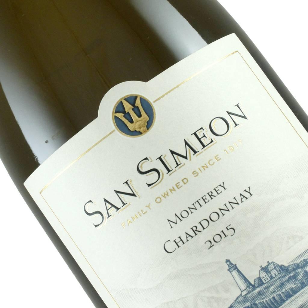 San Simeon 2015 Chardonnay, Monterey County