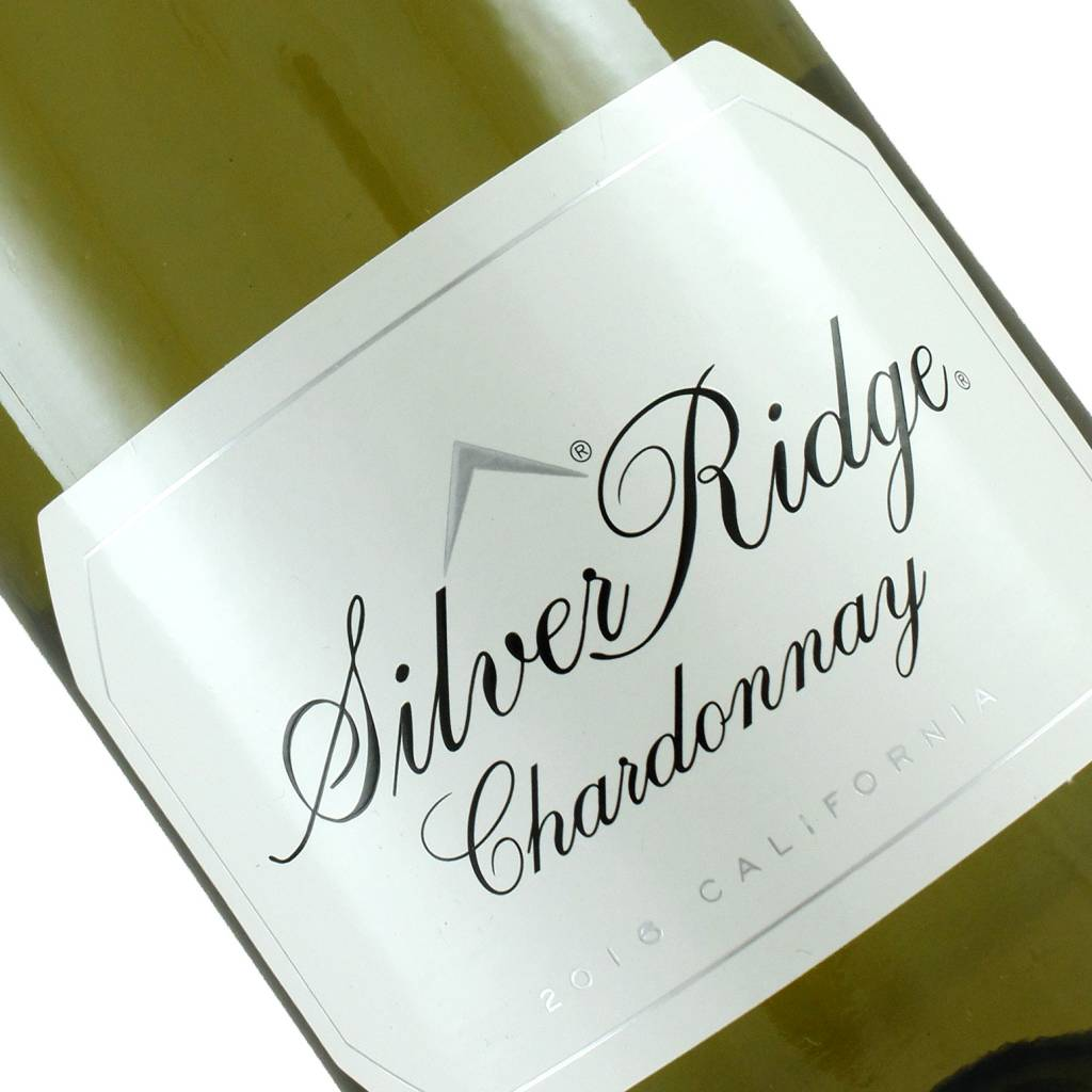 Silver Ridge 2016 Chardonnay, California