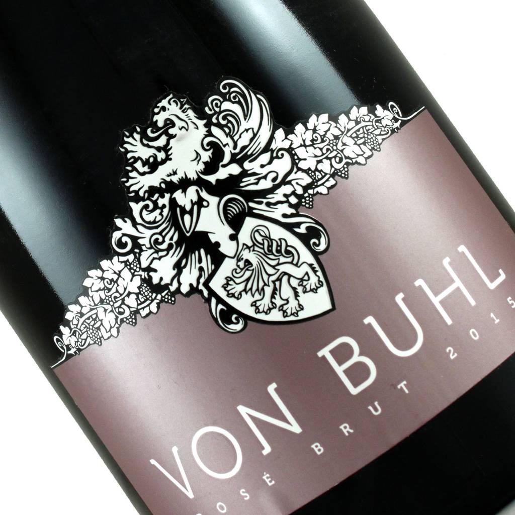 Von Buhl 2015 Rose Sekt Brut Sparkling Wine, Pfalz