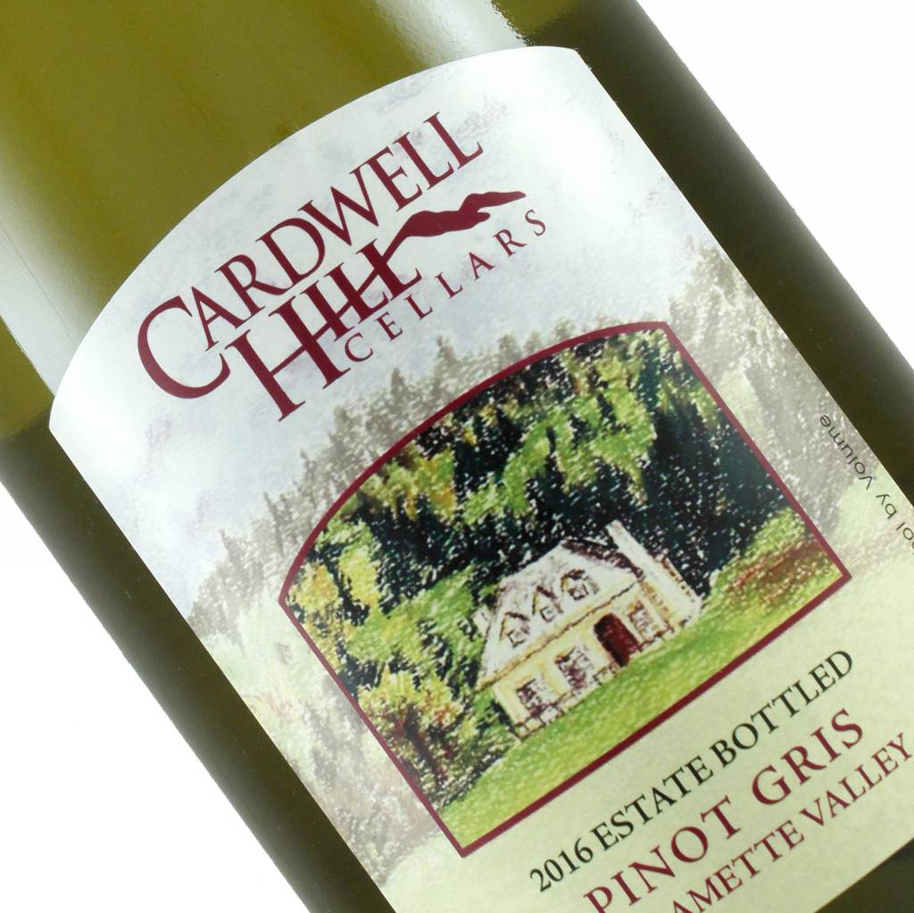 Cardwell Hill 2016 Pinot Gris Willamette Valley, Oregon