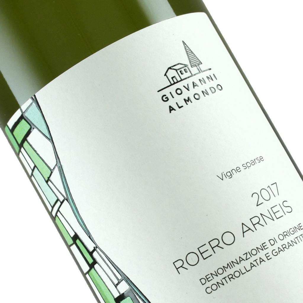 Giovanni Almondo 2017 Roero Arneis Vigne Sparse, Piedmont